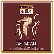 Bell's Brewery Amber Ale 6-pack 12oz. Bottles
