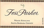 Fess Parker Riesling 2014