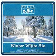 Bell's Brewery Winter White Ale 6-pack 12oz. Bottles