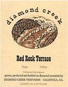 Diamond Creek Cabernet Sauvignon Red Rock Terrace 2010