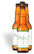 Goose Island Brewery Sofie Belgian Style Ale 4 pack