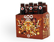 Left Hand Brewery 400 lb. Monkey 6 pack