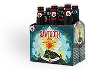 Left Hand Brewing Sawtooth Ale 6pack