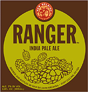 New Belgium Brewing Company Ranger IPA 6pack