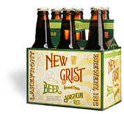 New Grist Gluten Free Beer 6 pack