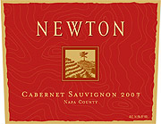 Newton Cabernet Sauvignon Red Label 2008