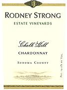 Rodney Strong Chardonnay Chalk Hill