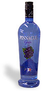 Pinnacle Vodka Grape Flavor