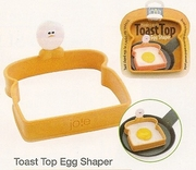 Toast Top Egg Shaper