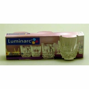 Luminarc Imperator 1 1/2 Oz Shot Glass 3/set
