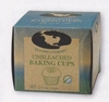 "Baking Cups  Unbleached  Reg Size (2-1/2"")  48/box"