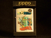 Zippo®  Lighter Extreme Sports Series SKATEBOARDING