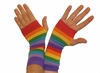 Rainbow Arm Warmers  pr