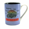 Gay Man Brain Ceramic Mug