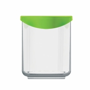 Luminarc Keep N Box Jar with Green Lid 28oz