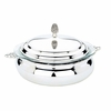 Reed & Barton Silverplated Round Covered Casserole, 3 Qt.  FREE SHIPPING