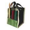 Heritage Artist Mini Tote Brush Basin  Black/Dark Green