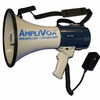 MityMeg Plus®  Megaphone 25W with Handheld Microphone by AmpliVox