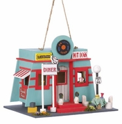 Fifties Diner Birdhouse
