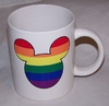 Rainbow Mouse Ear Mug