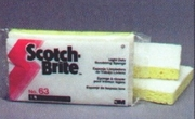 Scotch-Brite™ Scrubbing Sponge Light Duty    20/case