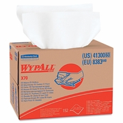 WypAll® X70  Manufactured Rags Pop-Up Box