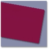 Hoffmaster® Solid Color Paper  Placemats  BURGUNDY  1000/cs..