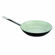 "Paderno Ceramic Coated Aluminum Frying Pan 10""dia"