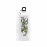Water Bottle Stainless Steel   Dragon Design