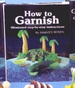 How to Garnish Book Only