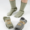 Killington Mountain Hiker Socks Organic Wool