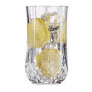 Cristal d'Arques Diamax Longchamp Highball 12oz  4/set
