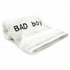 Bedroom Hand Towel  Embroidered   Bad Boy