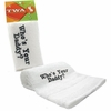 Bedroom Hand Towel  Embroidered   Who's Your Daddy?
