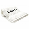 Bedroom Hand Towel  Embroidered  Goddess