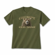 T-Shirt  Grumpy Old Bear