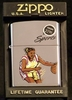Zippo Sports Series Lighter Women's Basketball High Polish Chrome