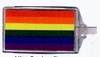 Luggage ID Tags Gay Pride