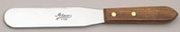Ateco Straight Icing Spatula Wood Handle 6""