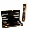 Backgammon Set  Tiger-stripe Design 15""