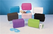 Cotton Terry Cosmetic / Travel Bag  PINK ONLY