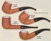 Butz-Choquin Tobacco Pipe  Cappadoce with Meeerschaum Lining