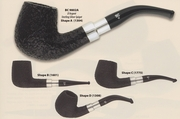 Butz-Choquin Tobacco Pipe  D'Argent