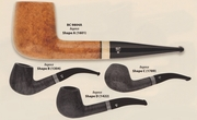 Butz-Choquin Tobacco Pipe  Regence