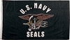 Navy Seals  Insignia Flag 3' x 5'