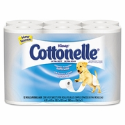 KLEENEX® COTTONELLE® Soft Bathroom Tissue 200 sh/roll 12rl/pkg