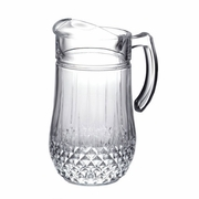 Luminarc Cristal d'Arques  Longchamp Pitcher Diamax 50.5oz
