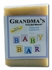 Grandma's Pure and Natural Baby Bar Soap  4 oz.