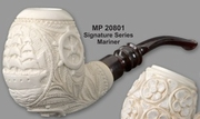 Servi Meerschaum Signature Series Mariner Tobacco Pipe