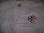 T-Shirt  Gay Pride Rainbow Rings